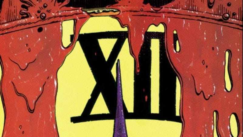 Illustration for article titled The end of Watchmen and Before Watchmen: Ozymandias/Crimson Corsair (4 of 4)