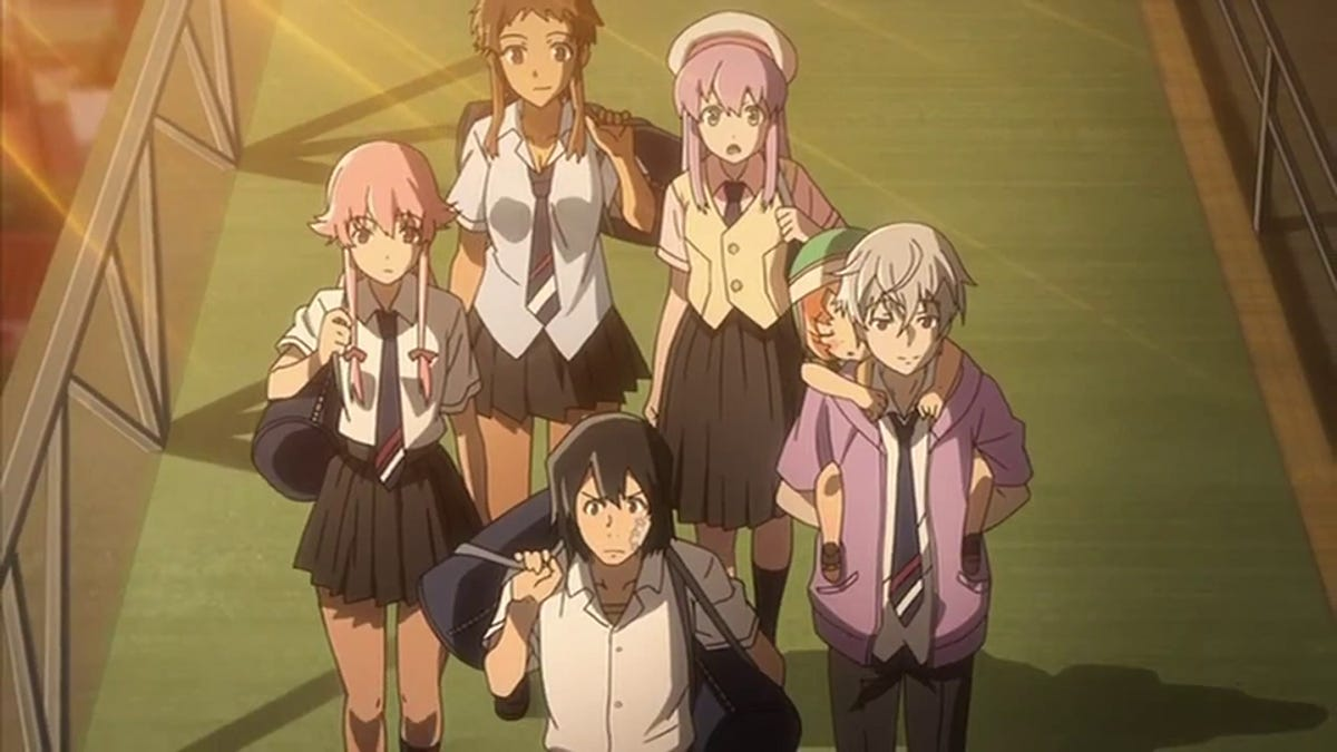 The Future Diary Redial Is Ending Series Was Missing