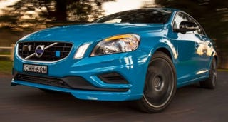 Illustration for article titled Volvo S60 officially gets V8/RWD version by Polestar;  people weep