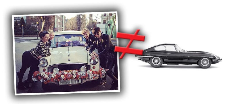 "Illustration for article titled The Daily Mail Thinks The Hindustan Ambassador Is A ""Sports Car"""