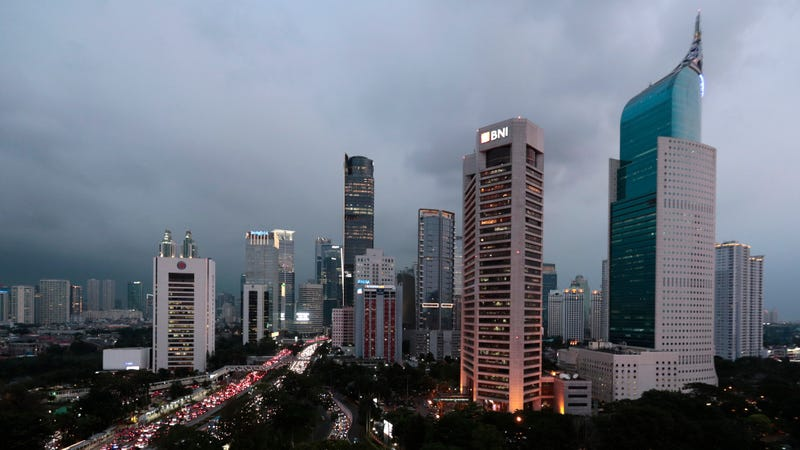 Jakarta will not be Indonesia's capital city for long.