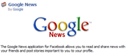 Illustration for article titled Google News Application