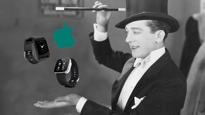 Illustration for article titled 17 Reasons Smartwatches Won't Work (Yet)