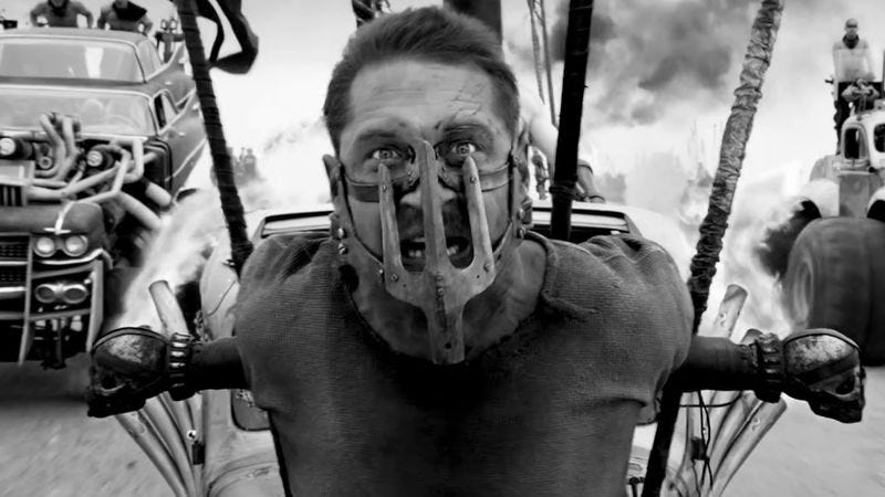 Photo: Mad Max: Fury Road - The Silent Cut