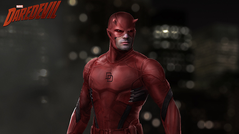 Netflix's Daredevil Costume Was Almost a lot More Faithful to the Comics