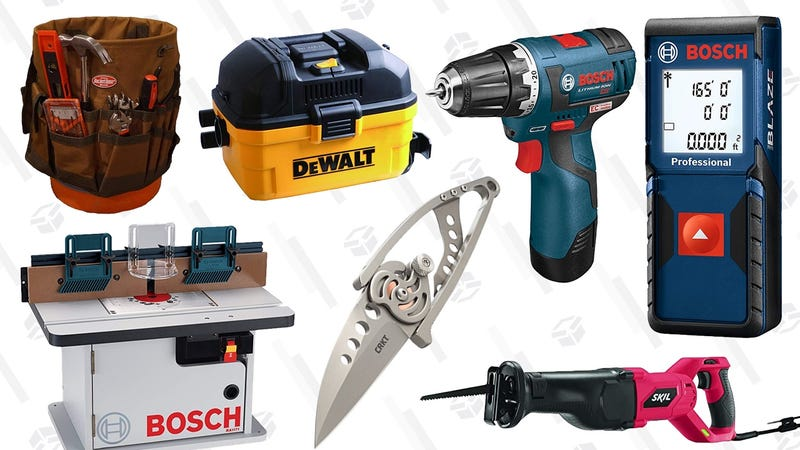 12 Days of Deals Tool Sale | Amazon | Today Only