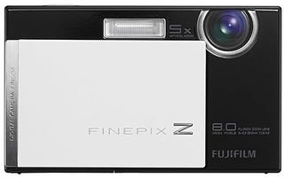 Illustration for article titled Fujifilm FinePix Z100fd, So Thin It's Anorexic
