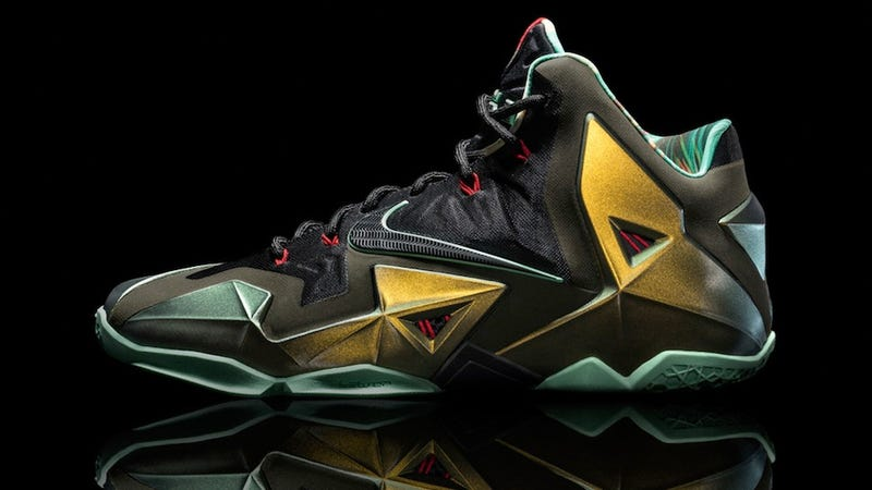 46701f288db ... Lebron 11  Shoes That Look Like Space Rock Diamonds. Here are the jewels  that ll adorn the feet of the world s greatest basketball player LeBron  James ...