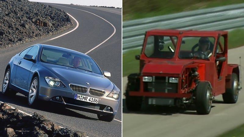 Photo and Screenshot: BMW