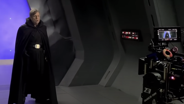Luke Skywalker s Mandalorian Cameo Was Guided by Our Star Wars Memories