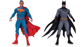 Illustration for article titled An Even Better Look At DC's Awesome Jae Lee Superhero Figures