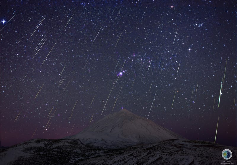 The Biggest Meteor Shower of the Year Is Tonight and Here ...