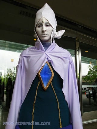 Illustration for article titled This Zelda Cosplay May Be Ill-Advised