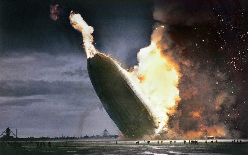 Algunas de las fotos más famosas de la historia, vistas en color