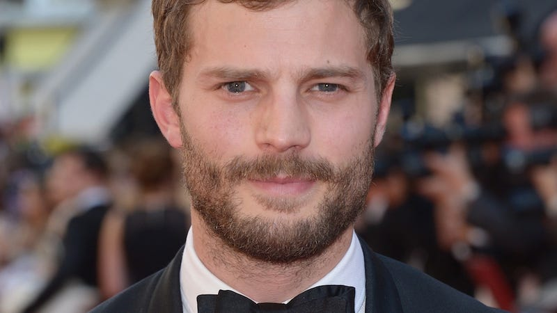 Illustration for article titled Fifty Shades Screenwriter: Jamie Dornan Deserves a Sexy Sex Oscar