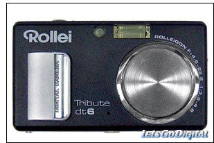 Illustration for article titled Rollei dt6 Tribute: Small, Not Much Else