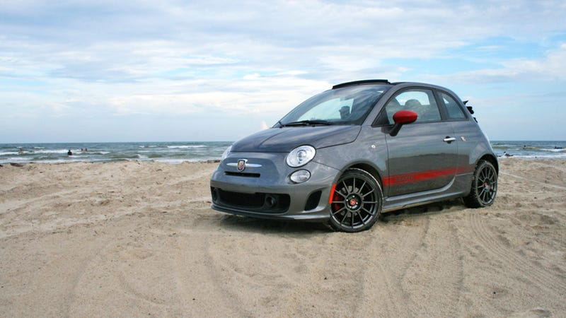 You Know You Can Get A Nice Fiat 500 Abarth For Around $10,000, Right?