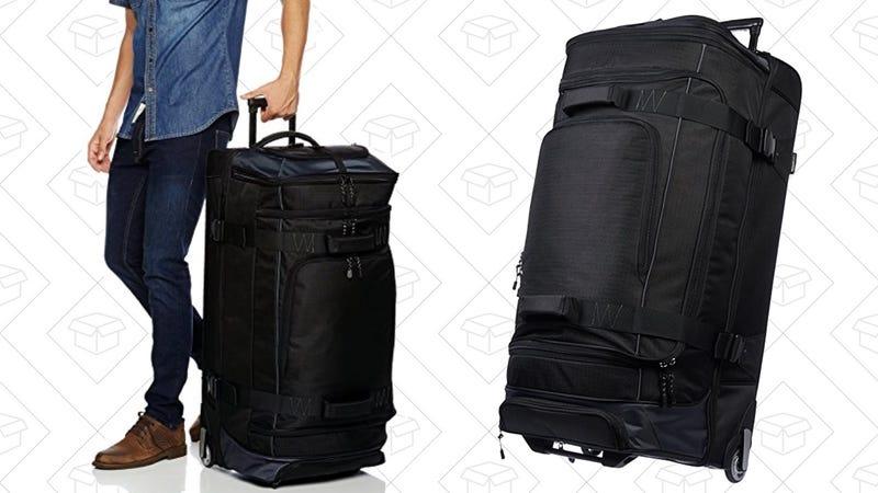 30f407535c3e Amazon Makes Huge Wheeled Duffel Bags Now