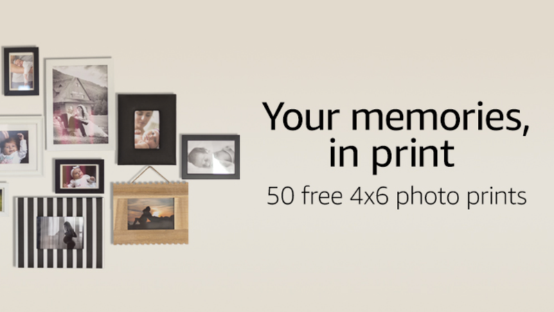 Go Print 50 Of Your Favorite Photos Right Now For Free Courtesy Of