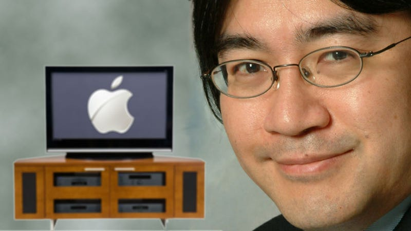 Illustration for article titled Nintendo Isn't Scared of Apple's Rumored TV