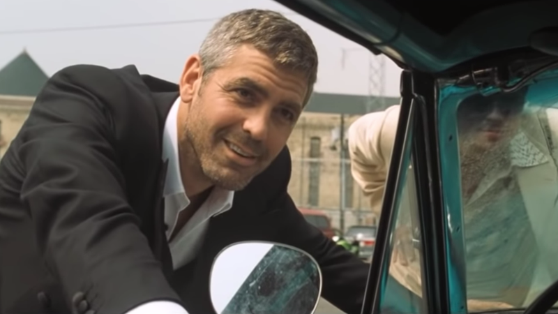 Illustration for article titled Comment of the Day: George Clooney Is Coming to Steal Your Car Edition