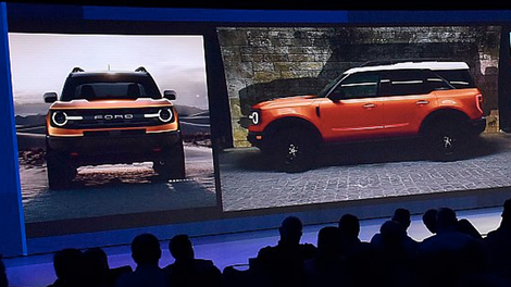 The 2020 Ford Bronco Will Have a Removable Top and Doors ...