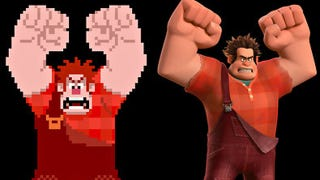 Illustration for article titled Wreck-It Ralph's 8-Bit Animation Was a Downshift Disney Had Trouble Making