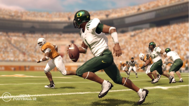 Illustration for article titled EA has a First Amendment Right to Depict Real College Football Players, Judge Rules