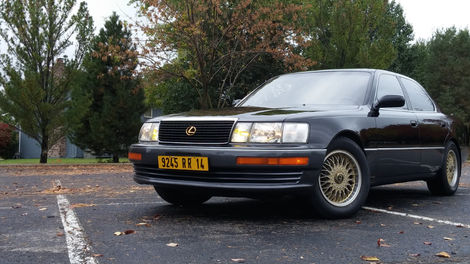 How to make the lexus ls 400 as reliable as everyone thinks it is fix it or sell it a jalops dilemma publicscrutiny Choice Image
