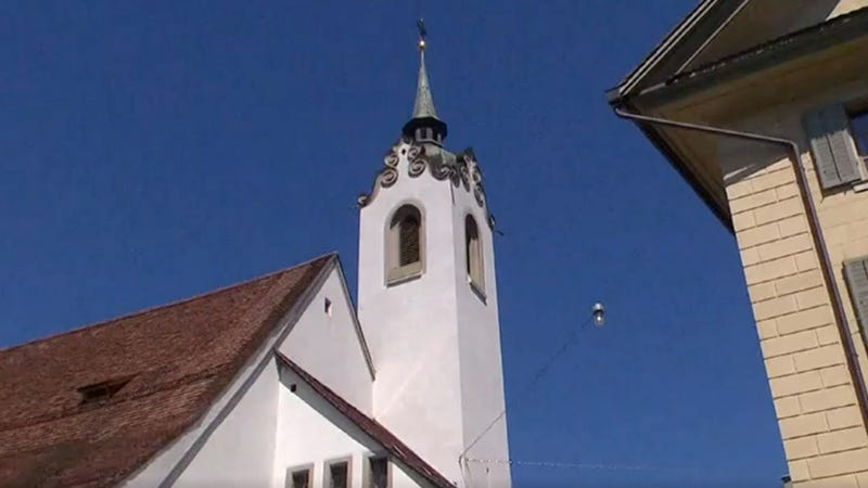Illustration for article titled Swiss Town Replaces Church Bells With Ringtones, Ushers in Hell on Earth