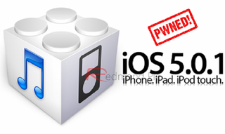 Illustration for article titled iOS 5.0.1 Jailbreak Is Out