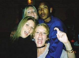 Illustration for article titled This Isn't Even The Best Chris Duhon Picture