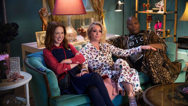 Illustration for article titled Unbreakable Kimmy Schmidt might end with a movie after season 4
