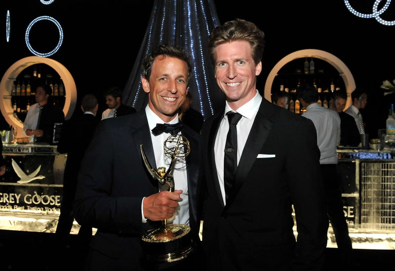 Illustration for article titled Brothers Josh and Seth Meyers Are Working on a Comedy Series for NBC