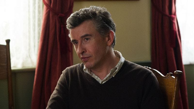 """Illustration for article titled Steve Coogan on why he hates """"The Lady In Red"""""""