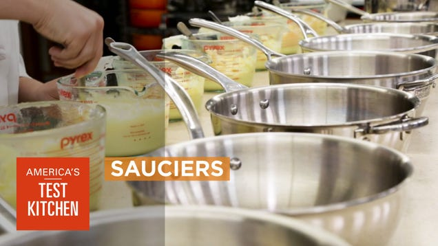 What to Look for When Buying a Saucepan or Saucier