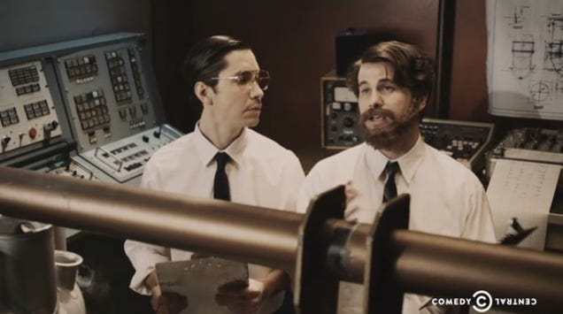 Watch Drunk History Slur Its Way Through An Explanation of the Big Bang Theory