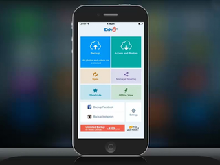 Illustration for article titled Get 79% off Unlimited Mobile Backup For Life from IDrive – $10