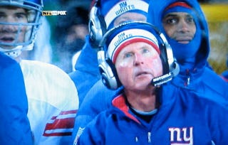 "Illustration for article titled ""You Know Tom Coughlin Will Not Be Happy About That"": Your NFL Early Games Open Thread"