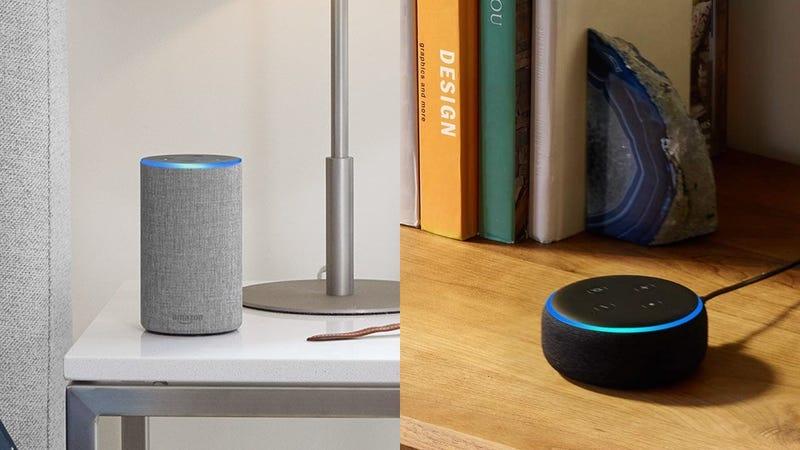 Amazon Echo   $50   Amazon   Prime Member ExclusiveAmazon Echo Dot   $25   Amazon