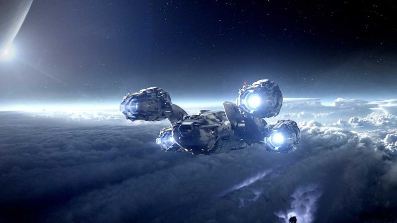 Illustration for article titled Prometheus writer Jon Spaihts on How to Create a Great Space Movie