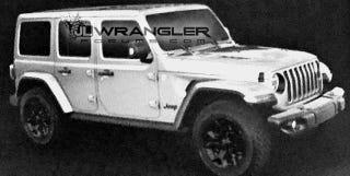 All image credits: JL Wrangler Forums