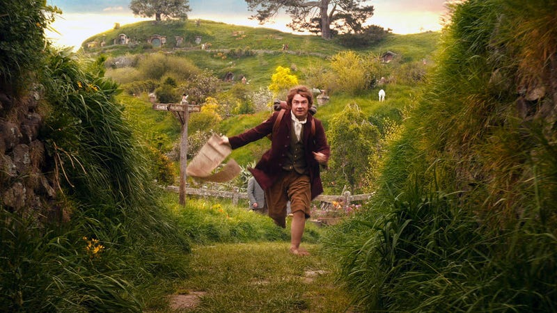 Extra! Extra! Read all about it! Lord of the Rings show to film in New Zealand!