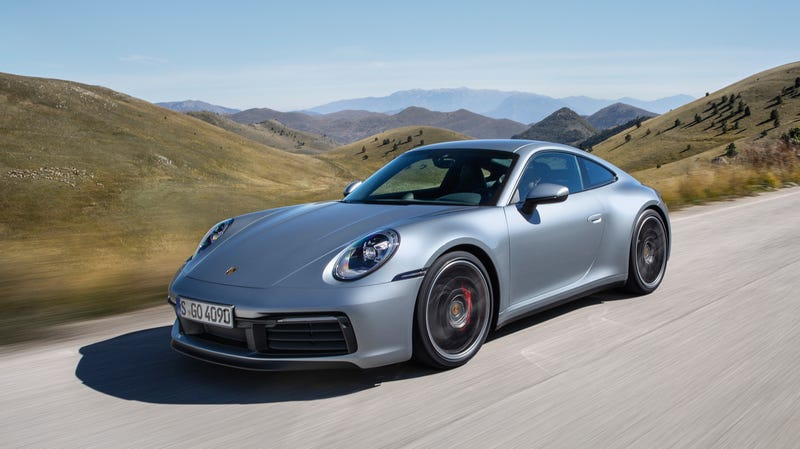The 2020 Porsche 911 Looks About The Same But Is Way Quicker