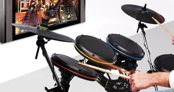Illustration for article titled Guitar Hero World Tour Drum Compatibility Updates