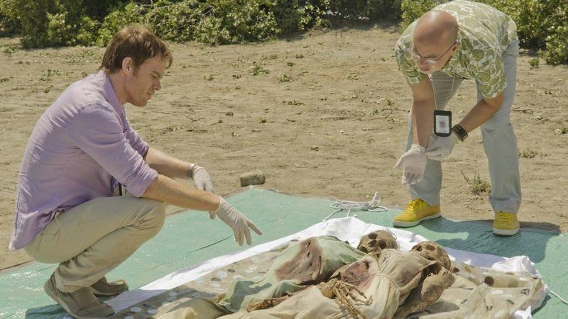 "Illustration for article titled Dexter: ""Swim Deep"""