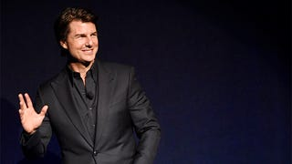 Report: Tom Cruise Is Considering Leaving