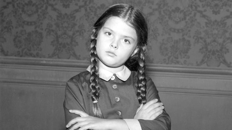 Image result for wednesday addams