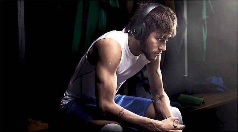Illustration for article titled Prohibidos del Mundial, los auriculares Beats arrasan entre jugadores