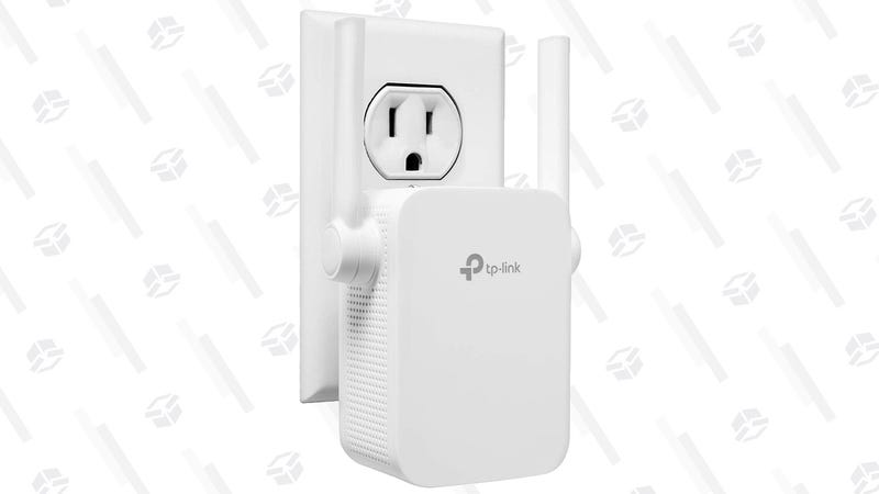 TP-Link N300 Range Extender | $15 | Amazon | Clip the on-page coupon